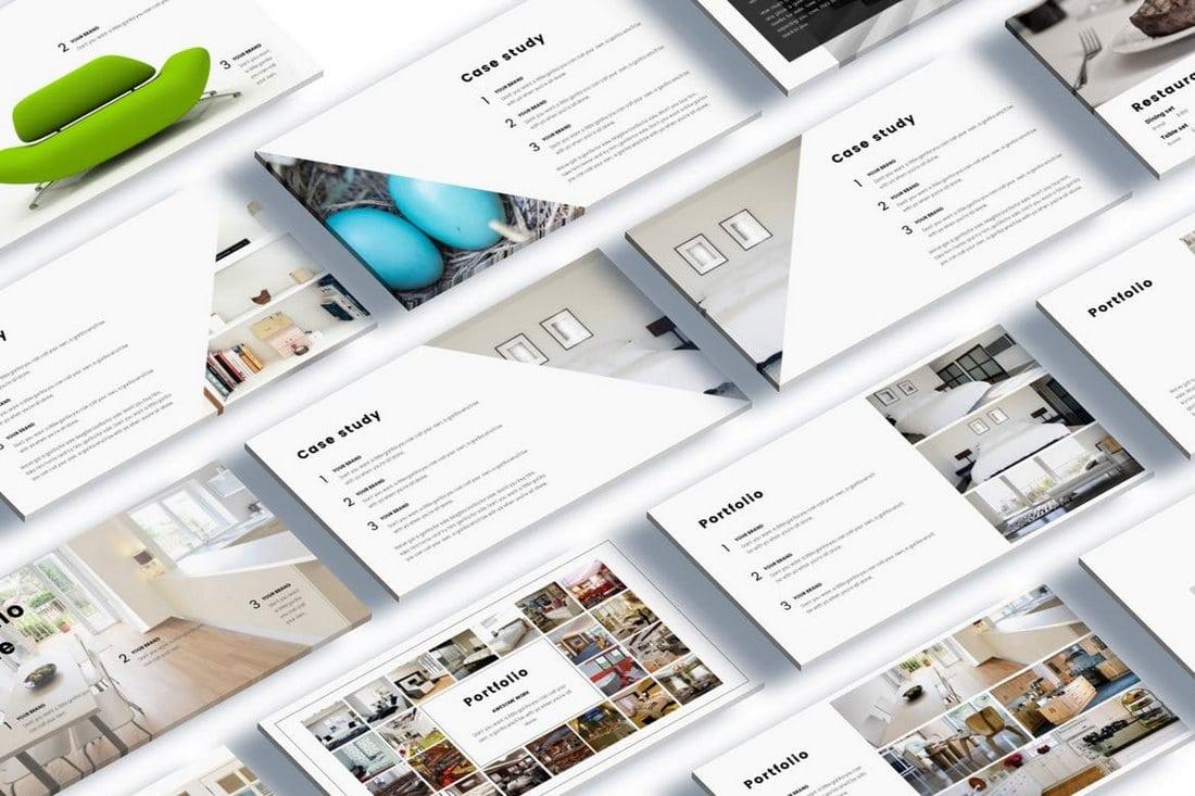 Kotak-Interior-Design-Google-Slide-Template 30+ Best Google Slides Themes & Templates 2018 design tips