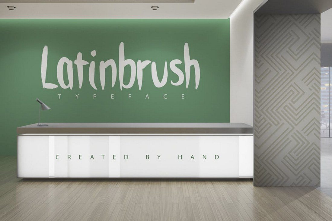 Latinbrush-Typeface-Family 50+ Best Condensed & Narrow Fonts of 2020 design tips