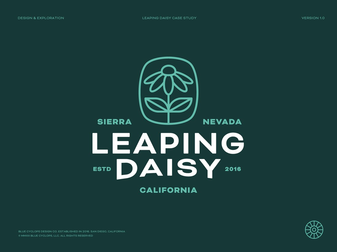 Leaping Daisy