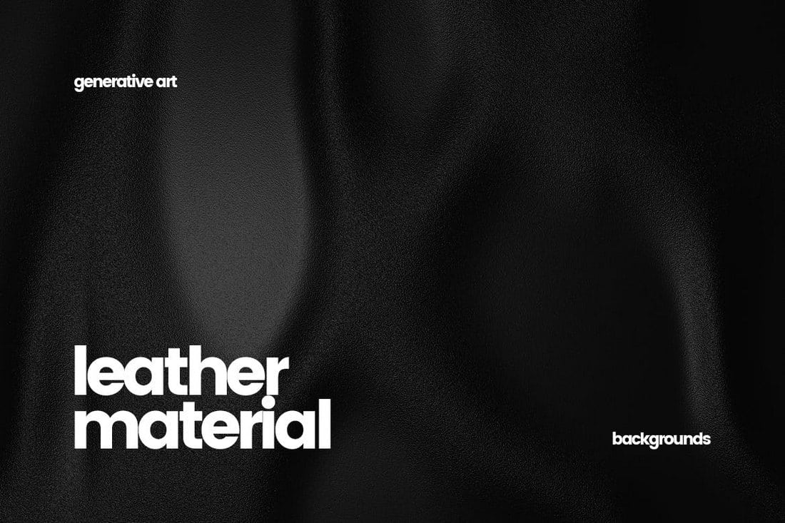 Leather-Texture-Backgrounds-1 20+ Black Texture Background Graphics design tips