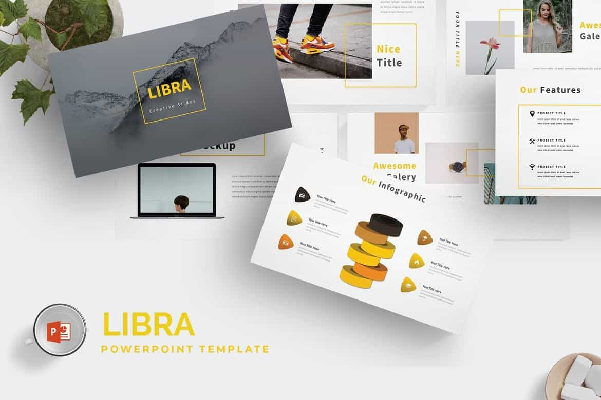 Libra-Business-Powerpoint-Template 30+ Animated PowerPoint Templates (Free + Premium) design tips