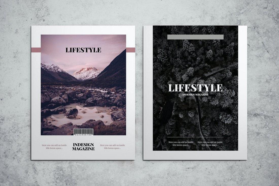 Lifestyle-Affinity-Publisher-Magazine-Template 15+ Best Affinity Publisher Templates & Assets 2020 (Free & Premium) design tips