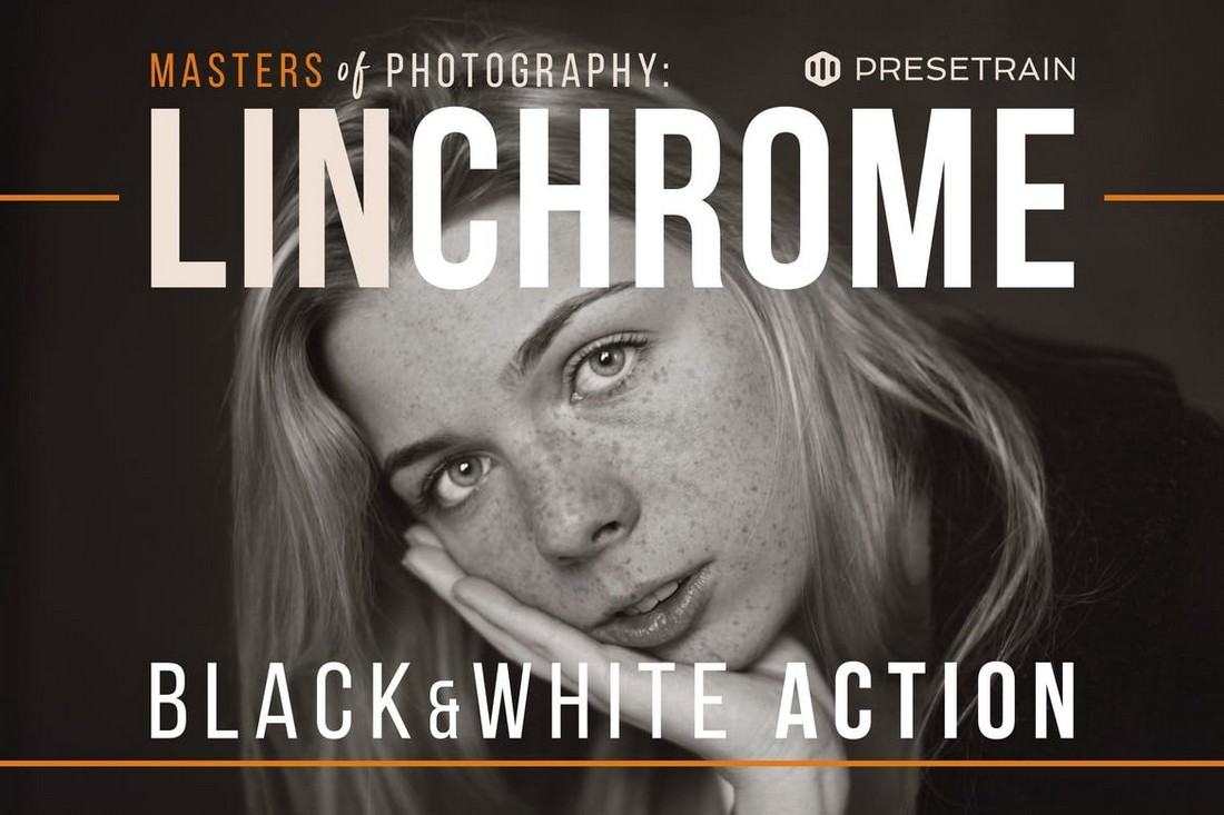 Linchrome-Black-White-Photoshop-Action 50+ Best Photoshop Actions of 2020 design tips