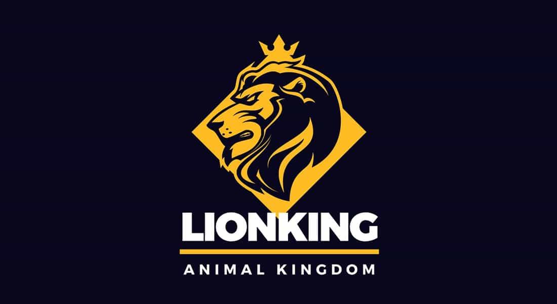 Lion King Logo Template (AI & EPS)