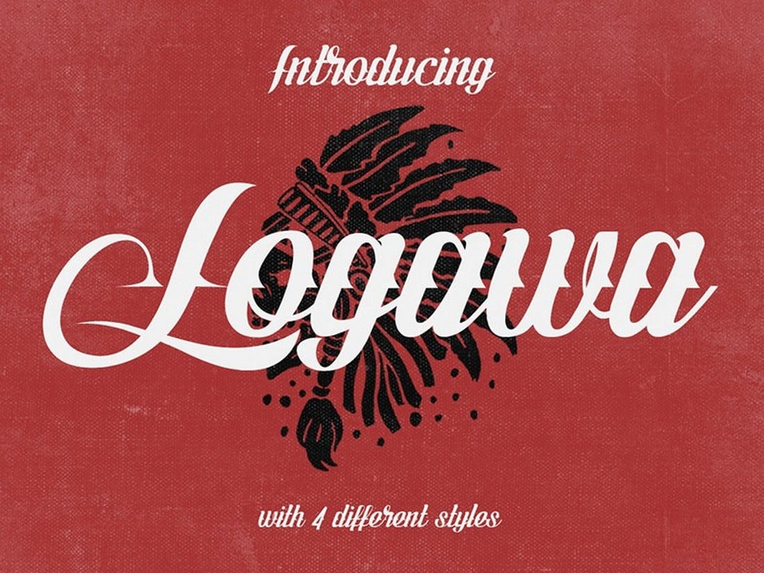 Fuente Logawa Script