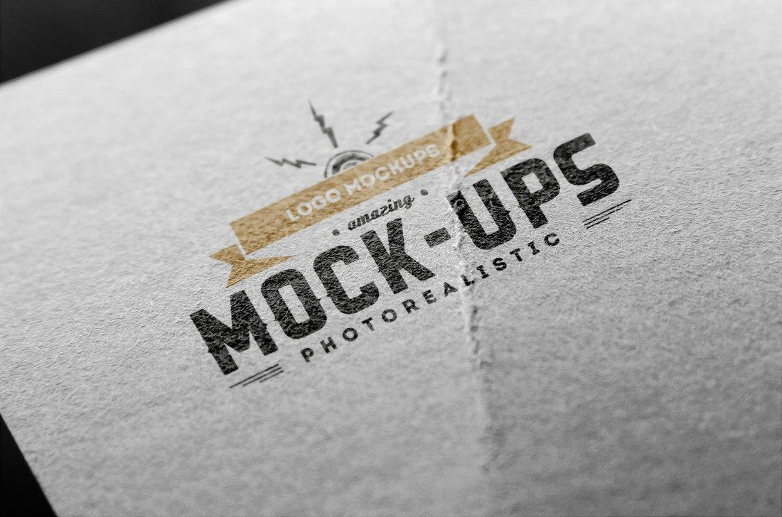 Logo-MockUps-–-Paper-Edition 100+ Logo Mockup Templates (PSD & Vector) design tips