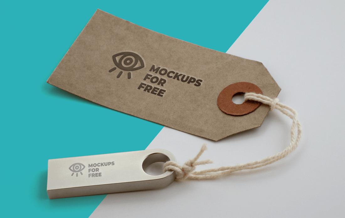 Logo-On-Label-USD-Mockup 100+ Logo Mockup Templates (PSD & Vector) design tips