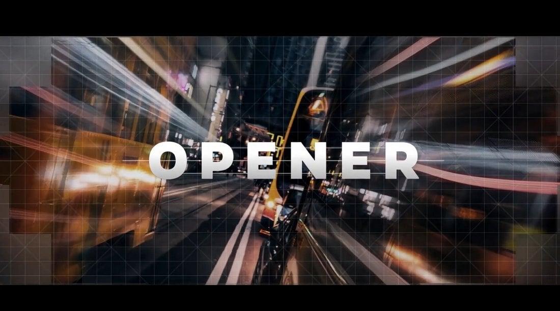 Logo Reveal & Opener Template for DaVinci Resolve