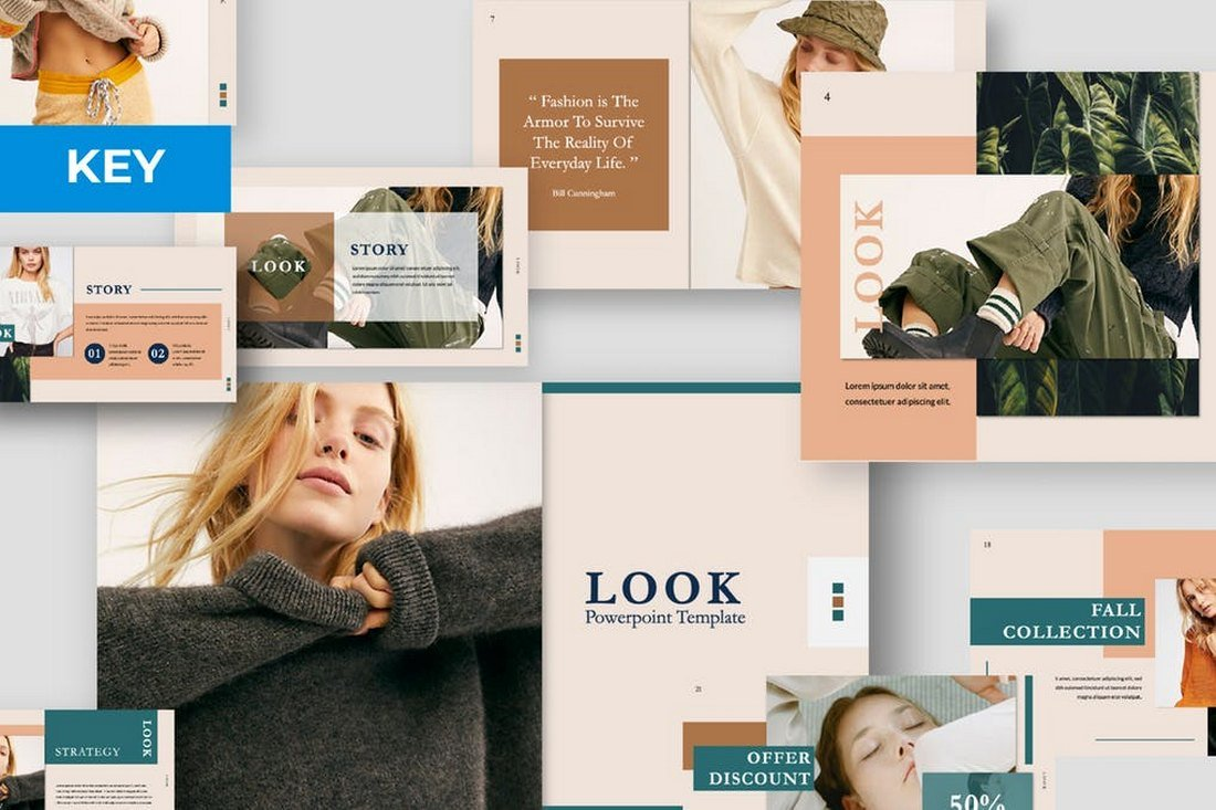 Look-Keynote-Template 50+ Best Keynote Templates of 2020 design tips  Inspiration|keynote|powerpoint|presentation