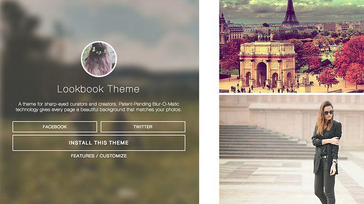 Lookbook-Free-Tumblr-Theme 50+ Best Free & Premium Tumblr Themes 2018 design tips