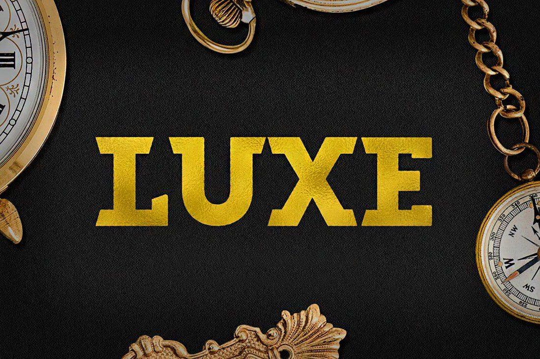 Luxe-Slab-Font 50+ Best Slab Serif Fonts of 2021 design tips