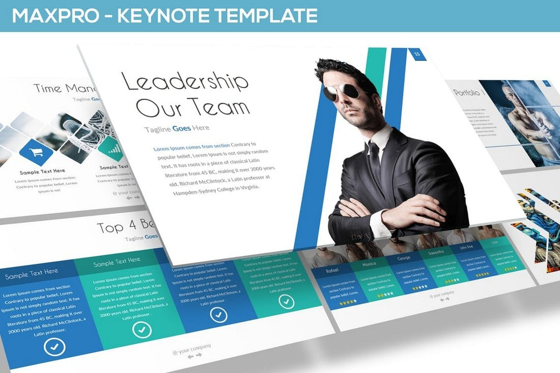 MAXPRO-Keynote-Presentation-Template 30+ Best Keynote Templates of 2018 design tips