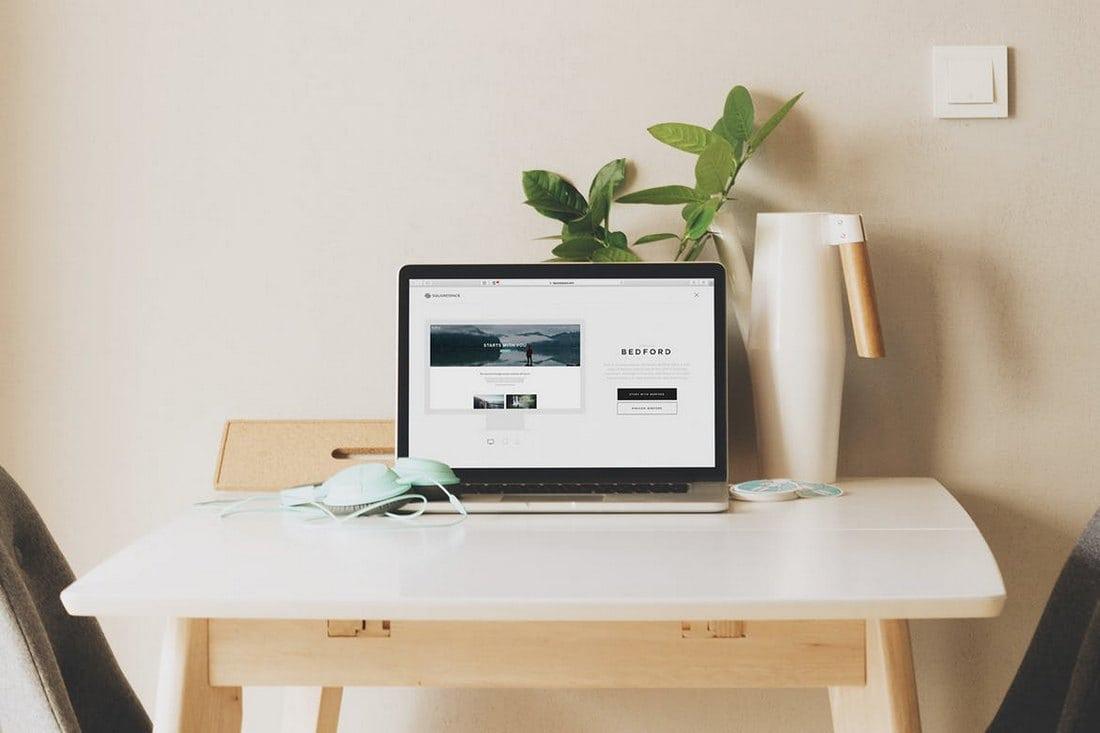 Macbook-Laptop-Web-App-Mockup 100+ MacBook Mockup Templates (PSD & Vector) design tips
