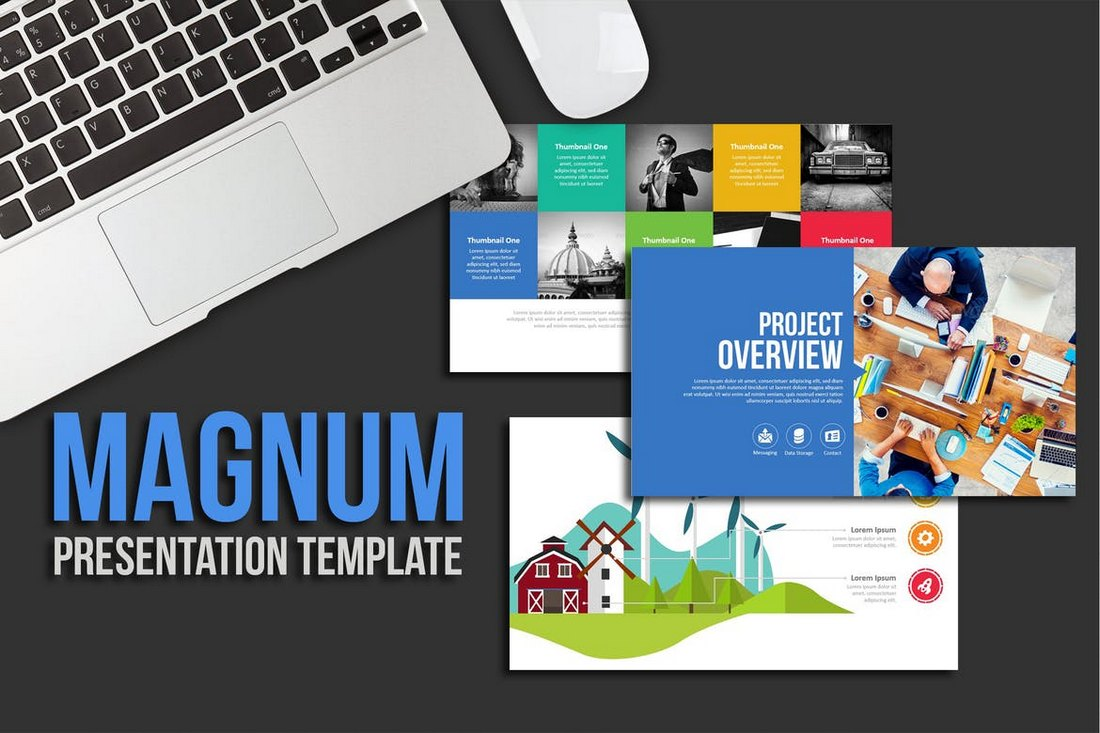 Magnum-PowerPoint-Template 30+ Animated PowerPoint Templates (Free + Premium) design tips