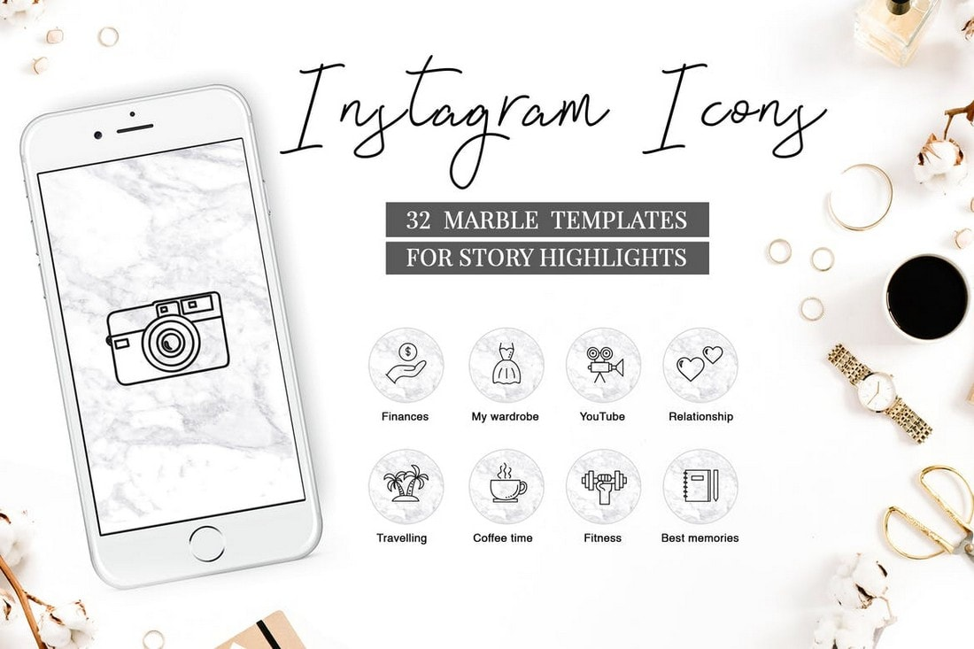 20 Best Instagram Story Highlight Icons Free Pro Design Shack