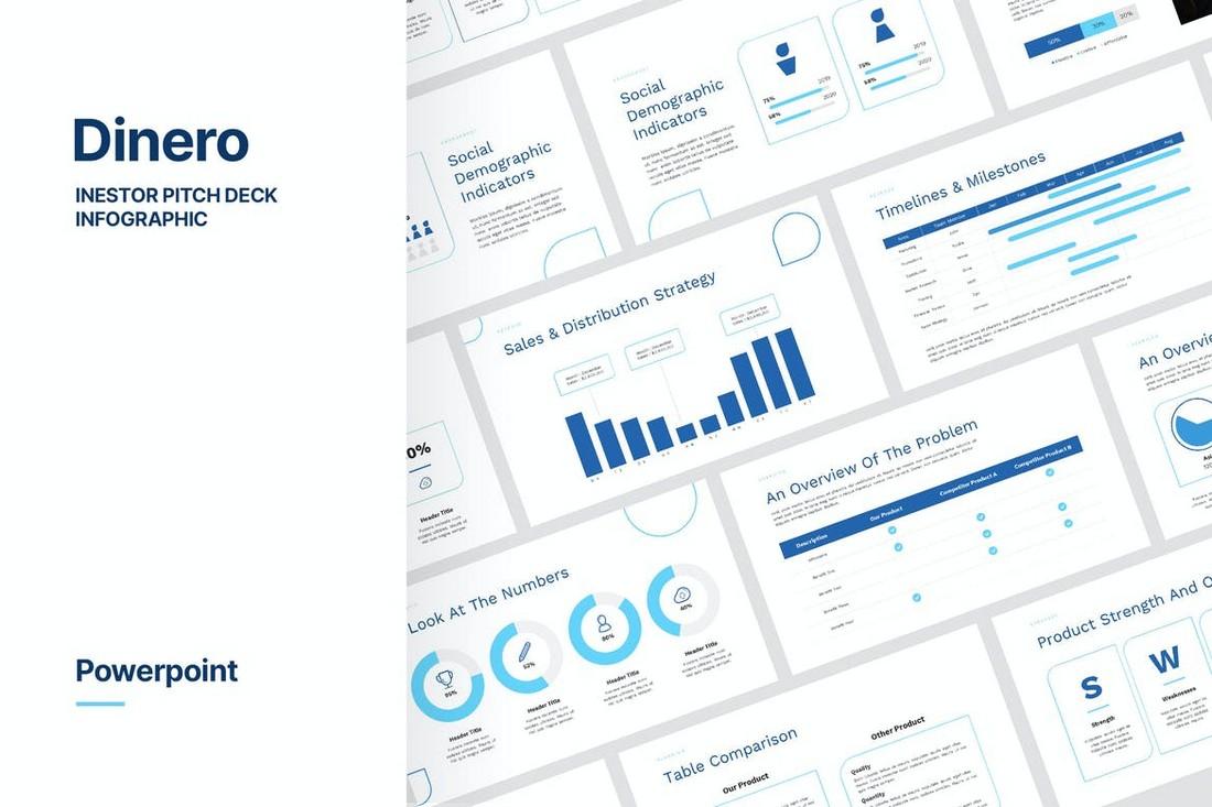 Marketing Pitch - Modern PowerPoint Template