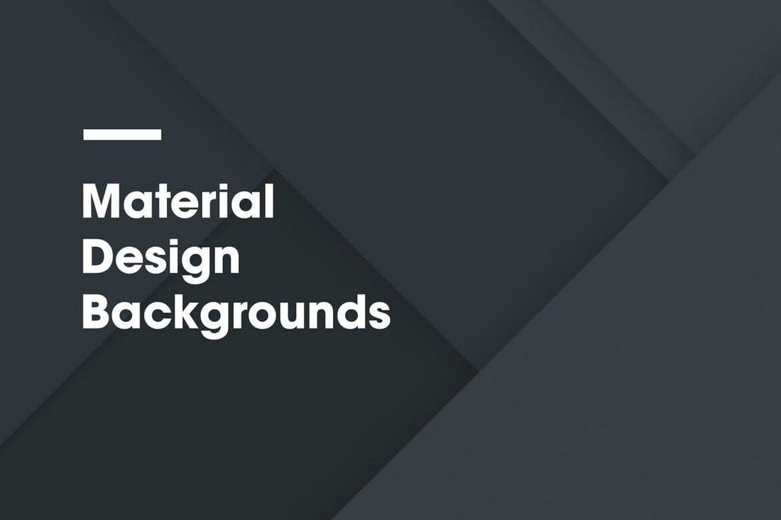 Material-Design-Backgrounds 20+ Black Texture Background Graphics design tips