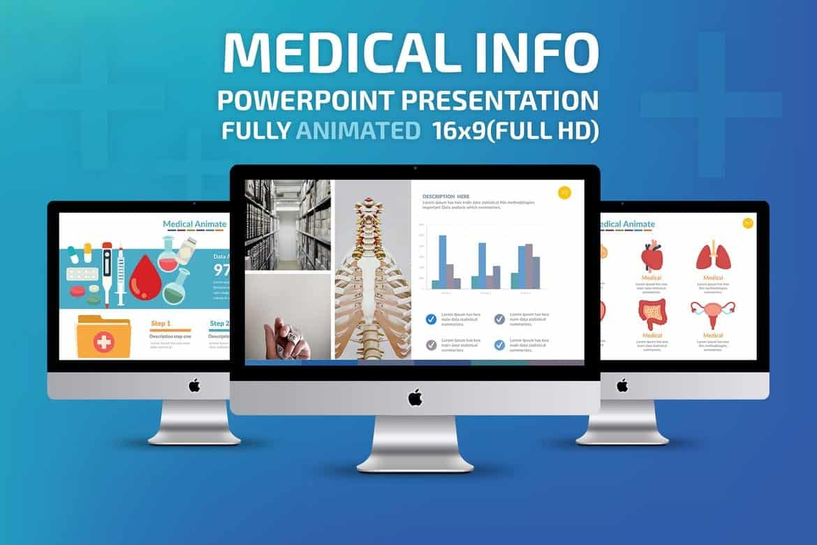 Medical - Creative Powerpoint Presentation