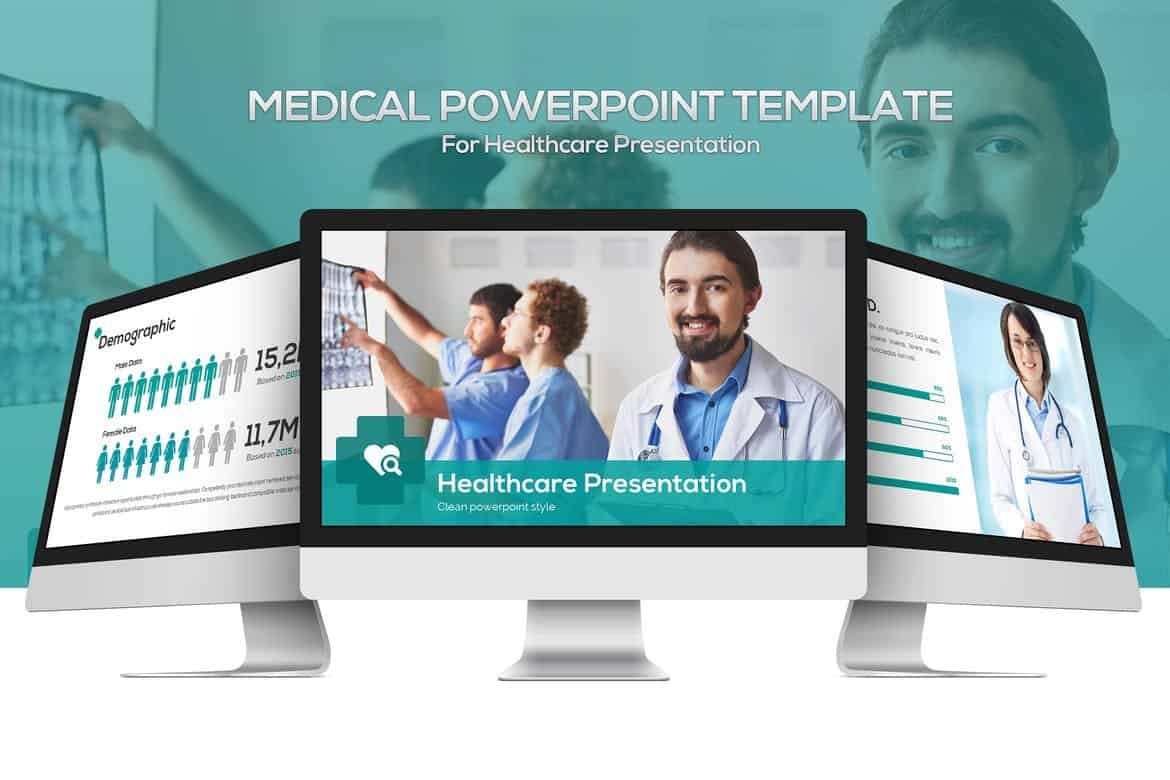 Medical Multipurpose Powerpoint Template
