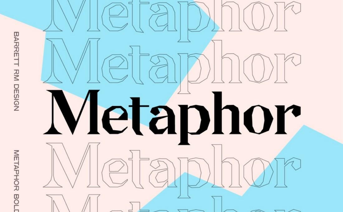 Metaphor - Free Unique Serif Font