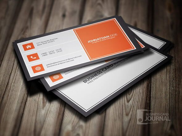 Metro-Style-Card 70+ Corporate & Creative Business Card PSD Mockup Templates design tips