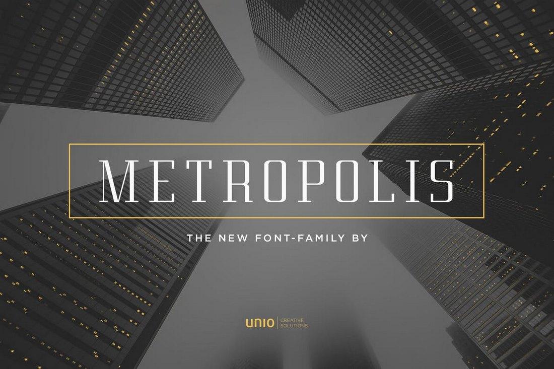 Metropolis-1 20+ Best Fonts for PowerPoint Presentations design tips