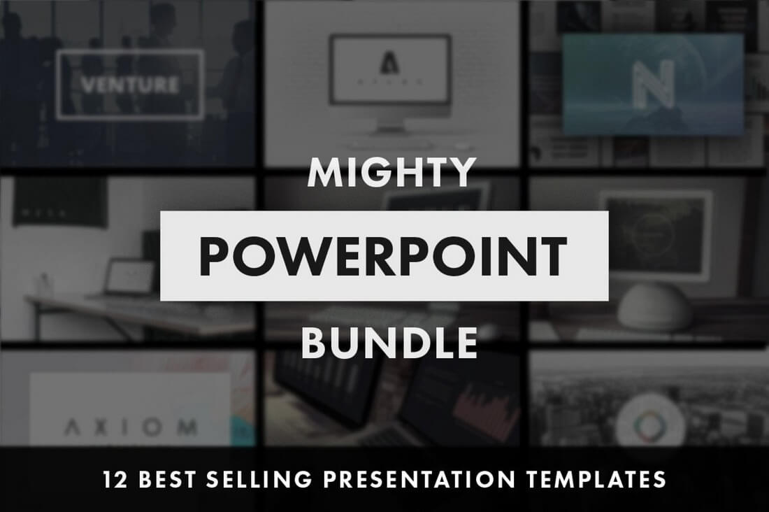 beautiful premium powerpoint presentation templates design mighty powerpoint bundle