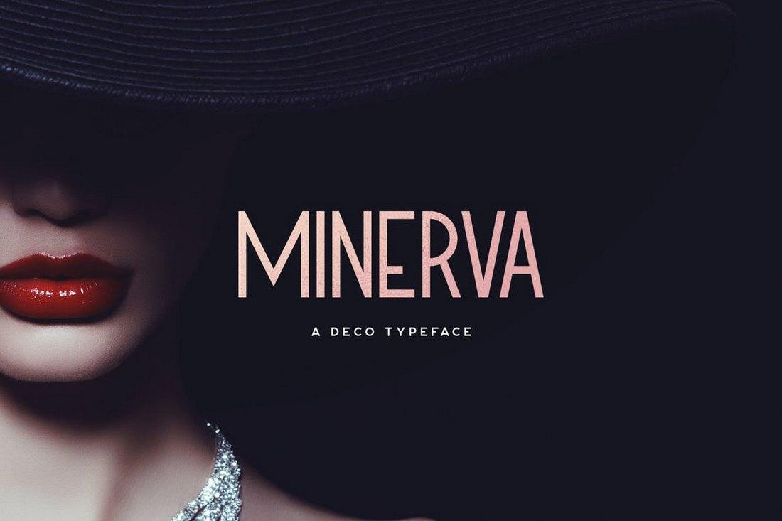 Minerva-Typeface 50+ Best Condensed & Narrow Fonts of 2020 design tips
