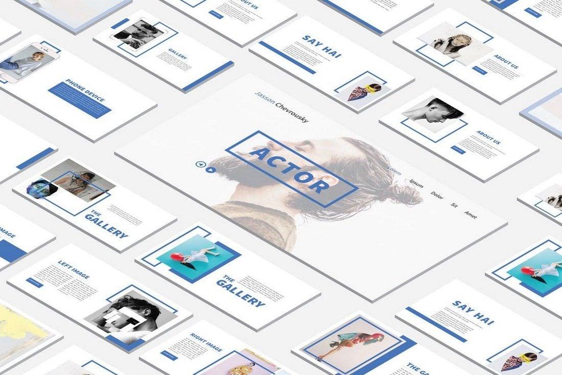 Minimal-Clean-Powerpoint-Template 30+ Best Minimal PowerPoint Templates 2019 design tips