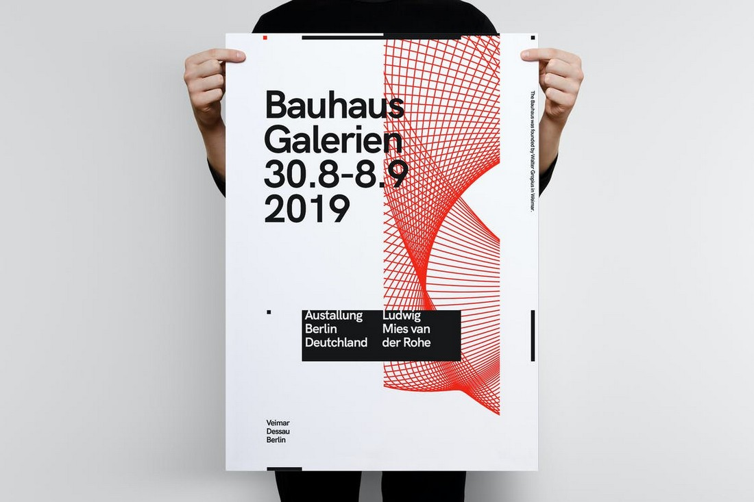 Minimal Event Poster Template
