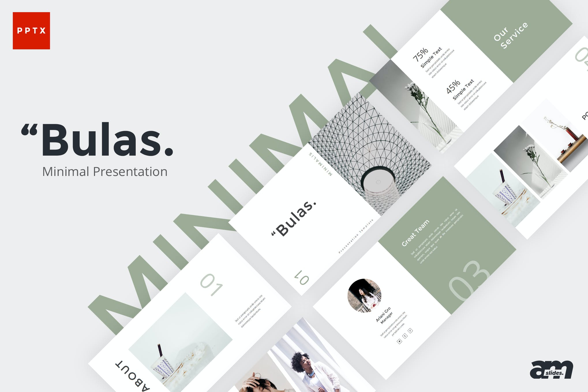 Designer inspired bug slides