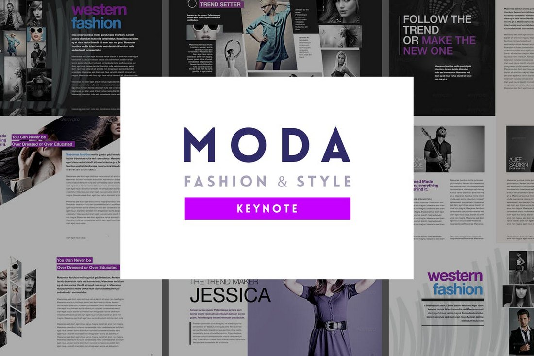 Moda-Animated-Keynote-Template 15+ Best Animated Keynote Templates With Stylish Transitions design tips