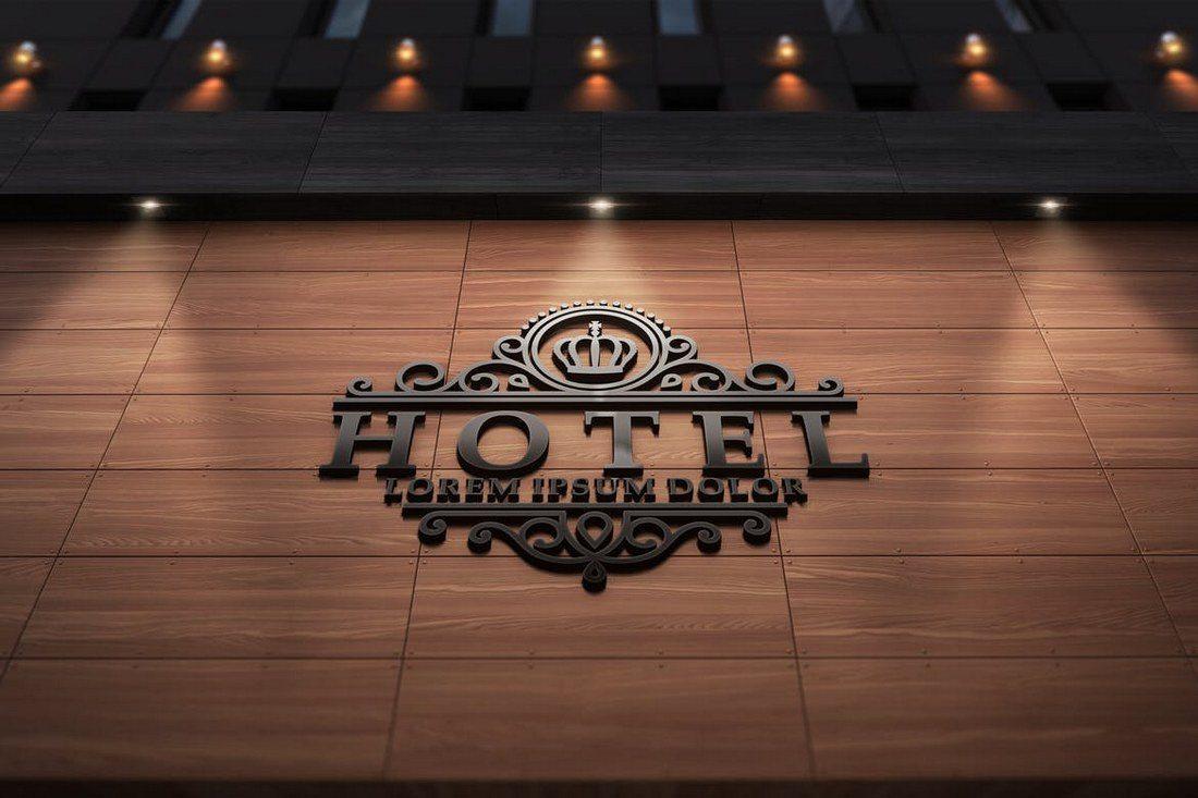 Modern-3D-Logo-Mockup 20+ Best 3D Logo Mockup Templates design tips