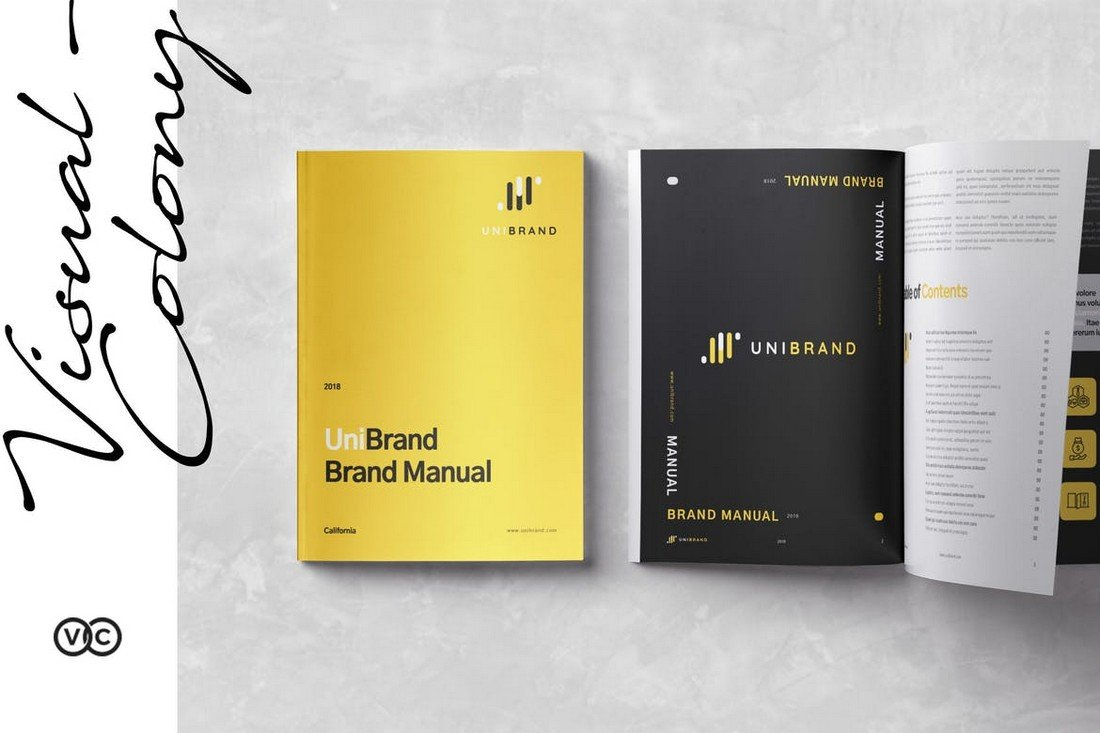Modern-Brand-Manual-Template 20+ Best Brand Manual & Style Guide Templates 2020 (Free + Premium) design tips