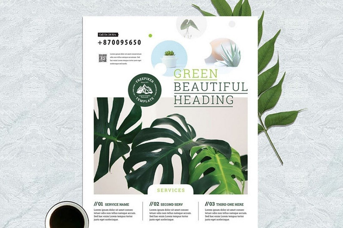 Modern-Business-Flyer-Poster-Template 20+ Best Free Poster Templates (Illustrator & Photoshop) 2020 design tips  Inspiration