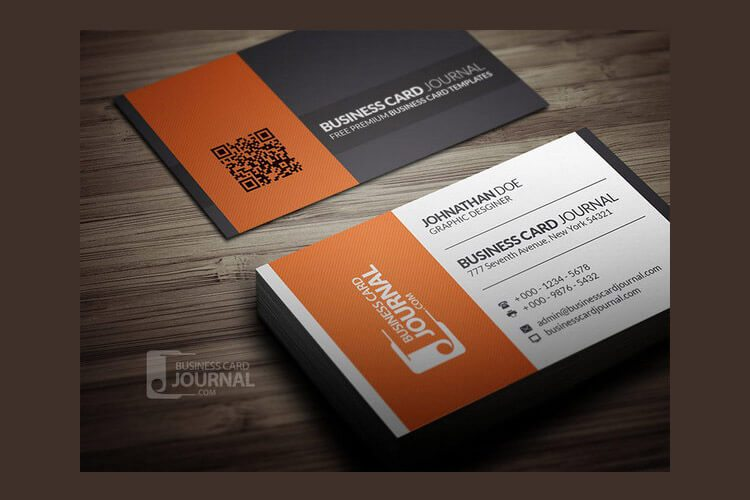 70 corporate creative business card psd mockup templates design modern corporate business card reheart Gallery