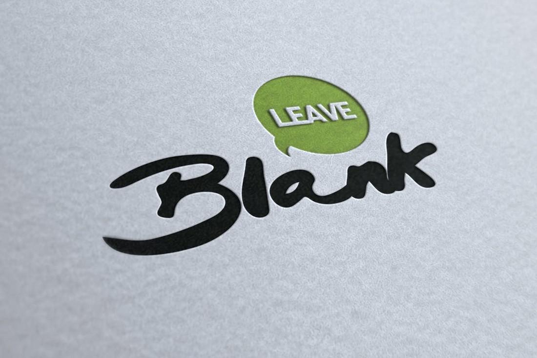 Modern Logo Mockup Set