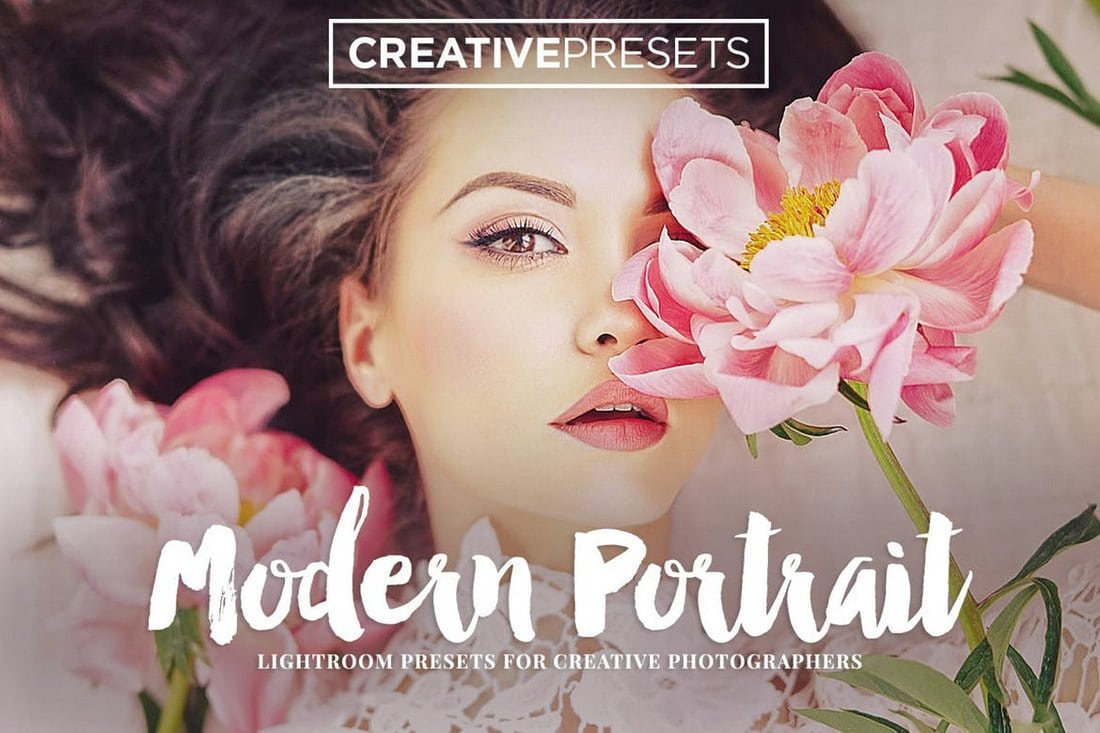 Modern-Portrait-Lightroom-Presets-2 50+ Best Lightroom Presets for Portraits (Free & Pro) 2020 design tips
