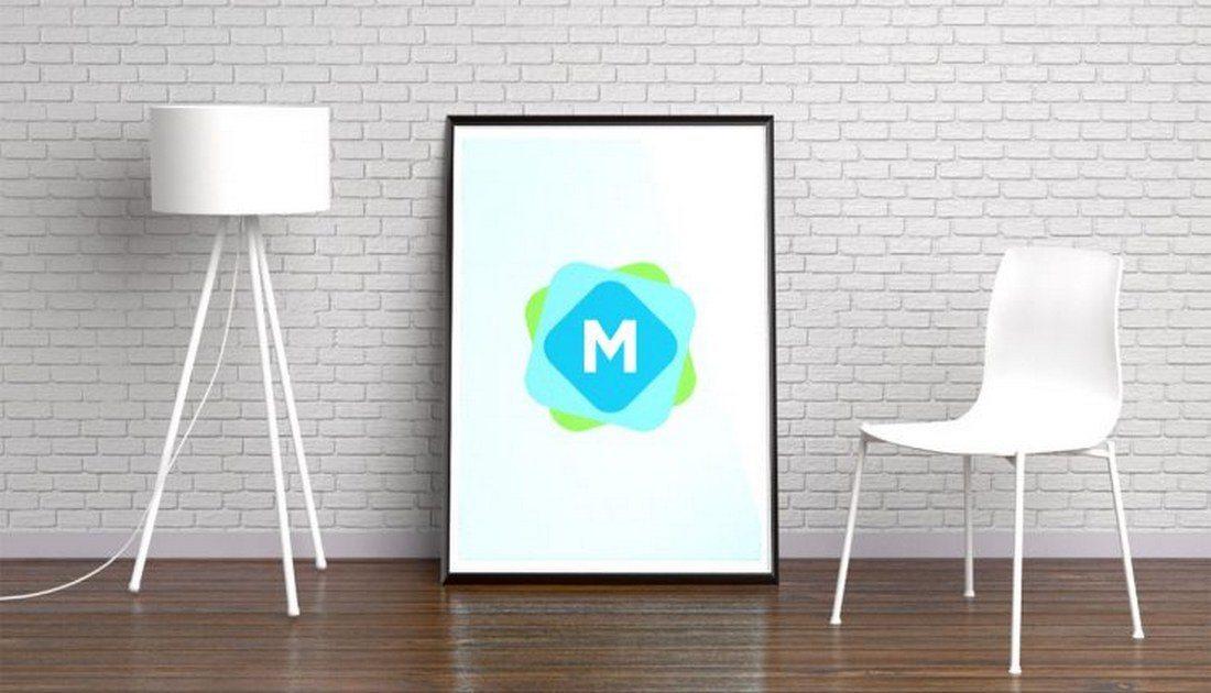 Modern-Poster-Frame-Gallery-Mockup 30+ Best Poster Mockup Templates 2021 design tips