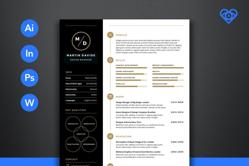 Modern-Resume-1-1024x682 How Do You List Freelance Work on Your Resume? (We Have the Answer) design tips