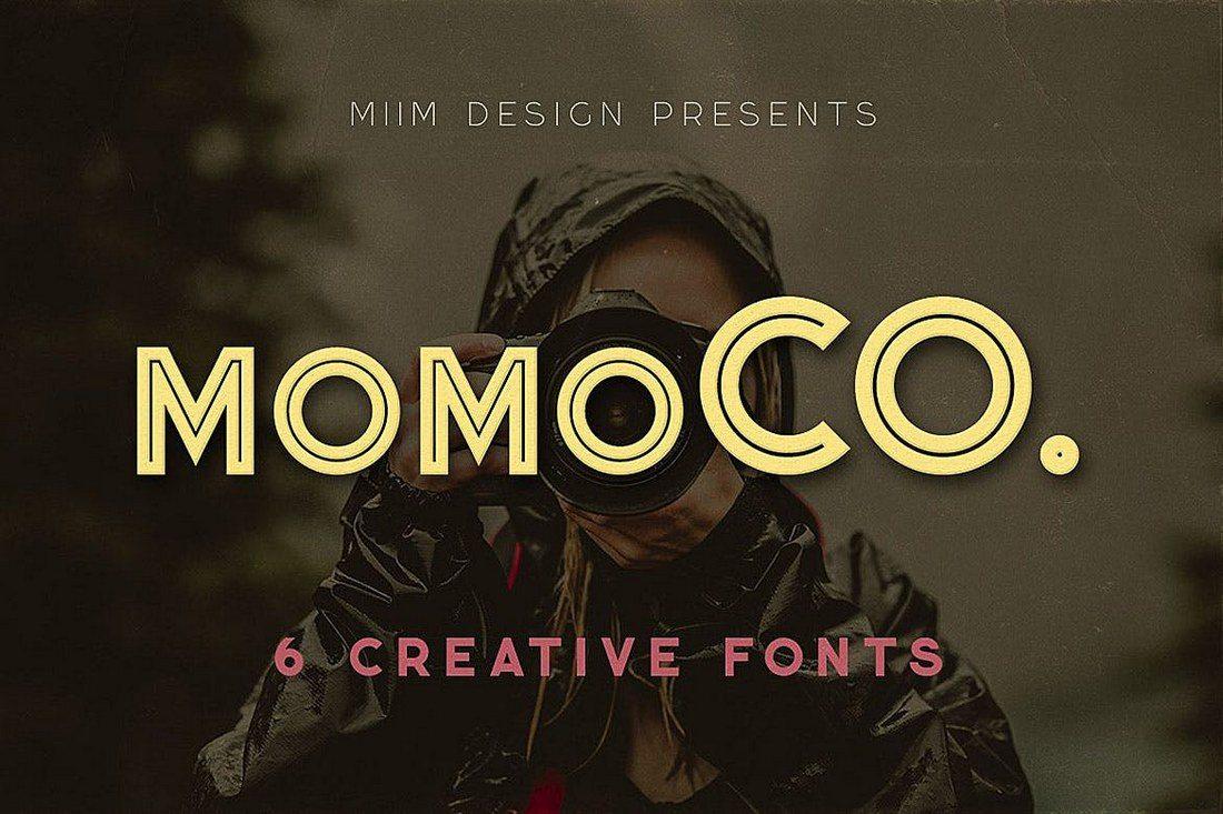 Momoco 25+ Best Monogram Fonts design tips
