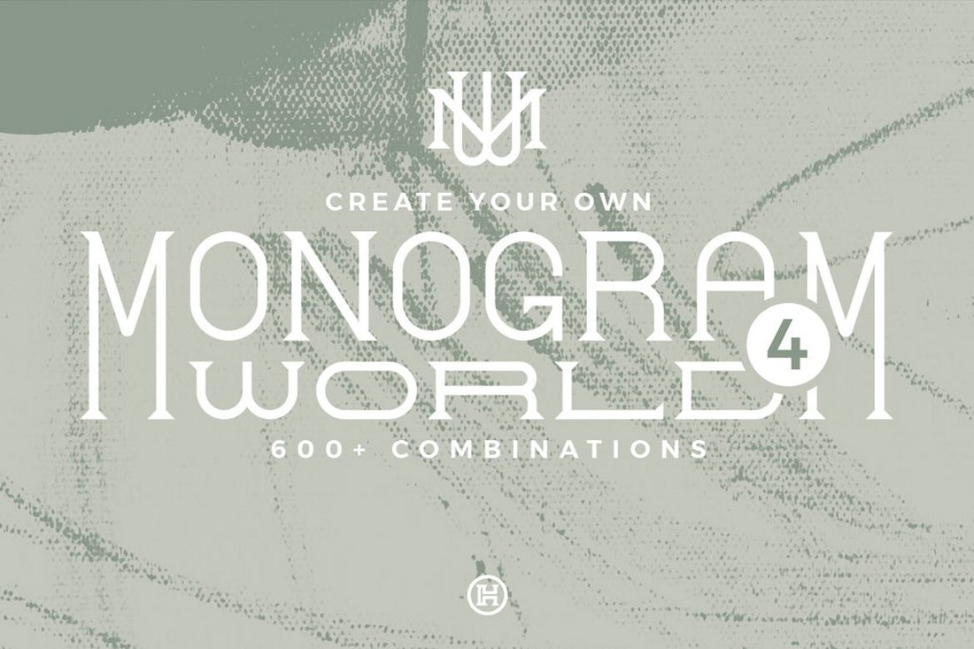 Monogram World - Monogram Bundle