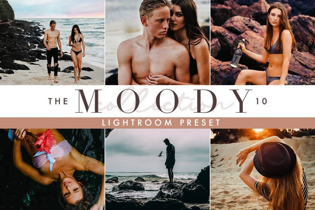 Moody Lightroom Presets