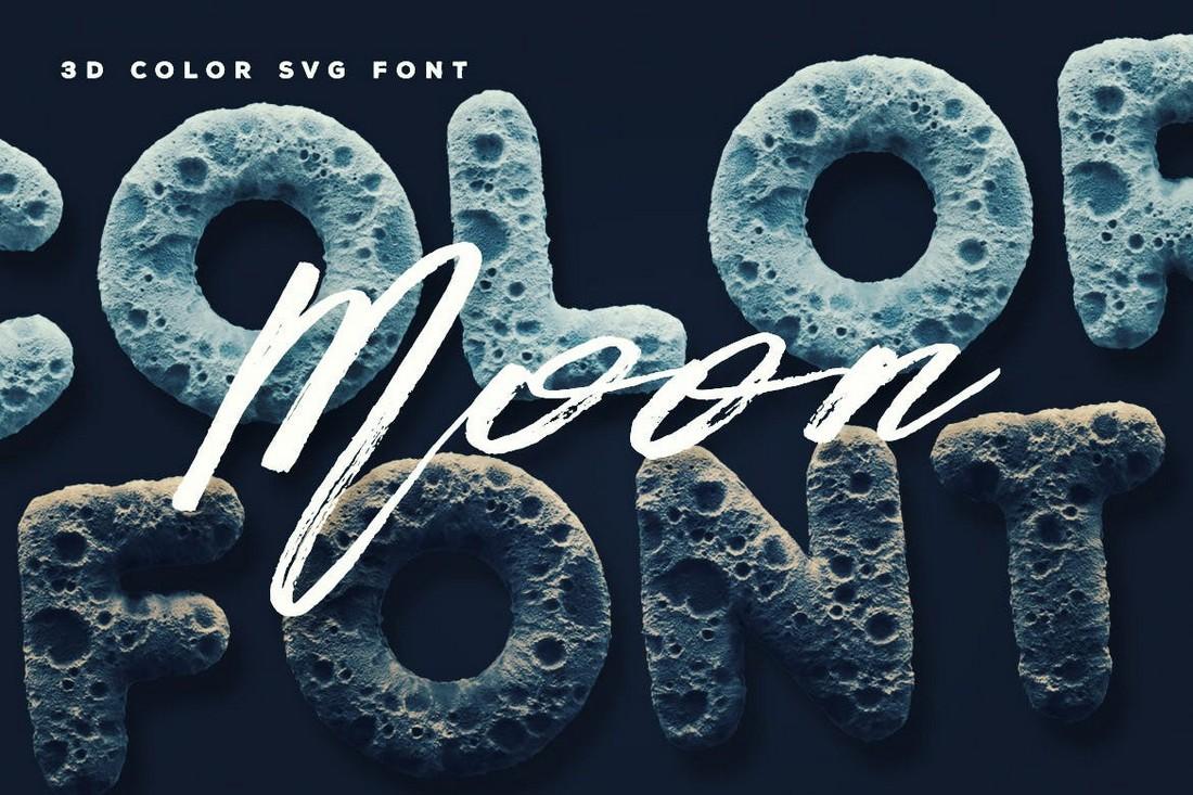 20 Best Color Fonts Of 2020 Design Shack