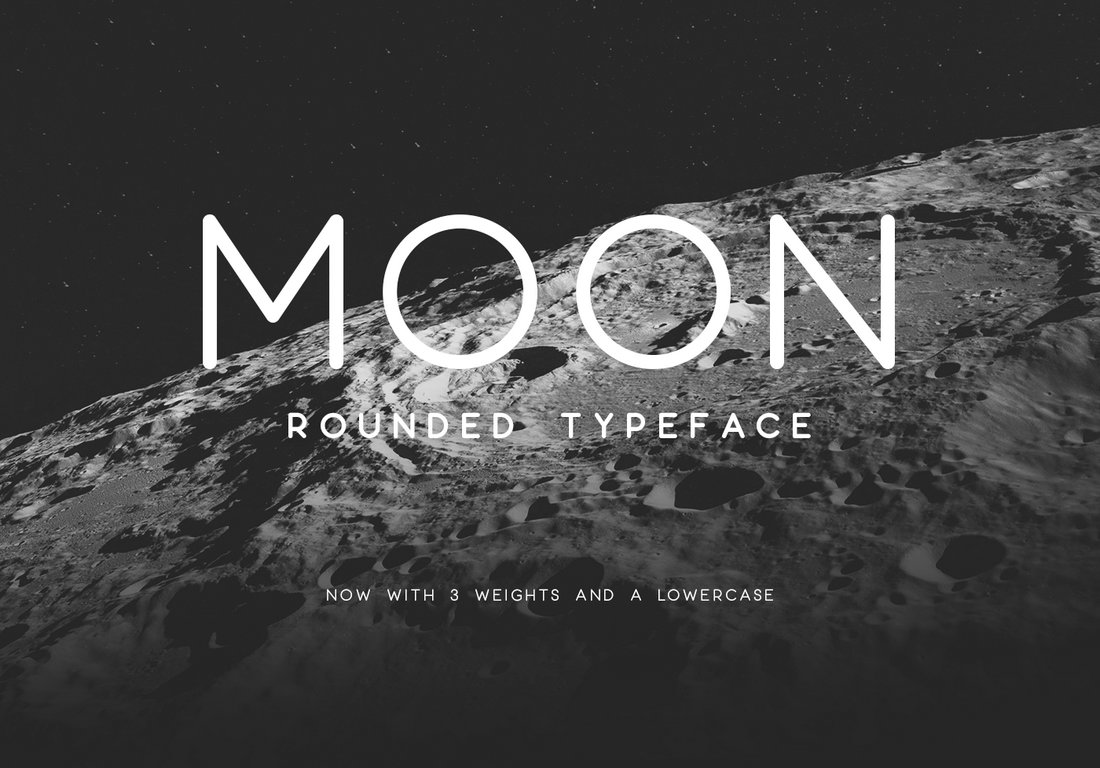 Moon-Modern-Rounded-Typeface 60+ Best Free Fonts for Designers 2020 (Serif, Script & Sans Serif) design tips  Inspiration|free|free fonts