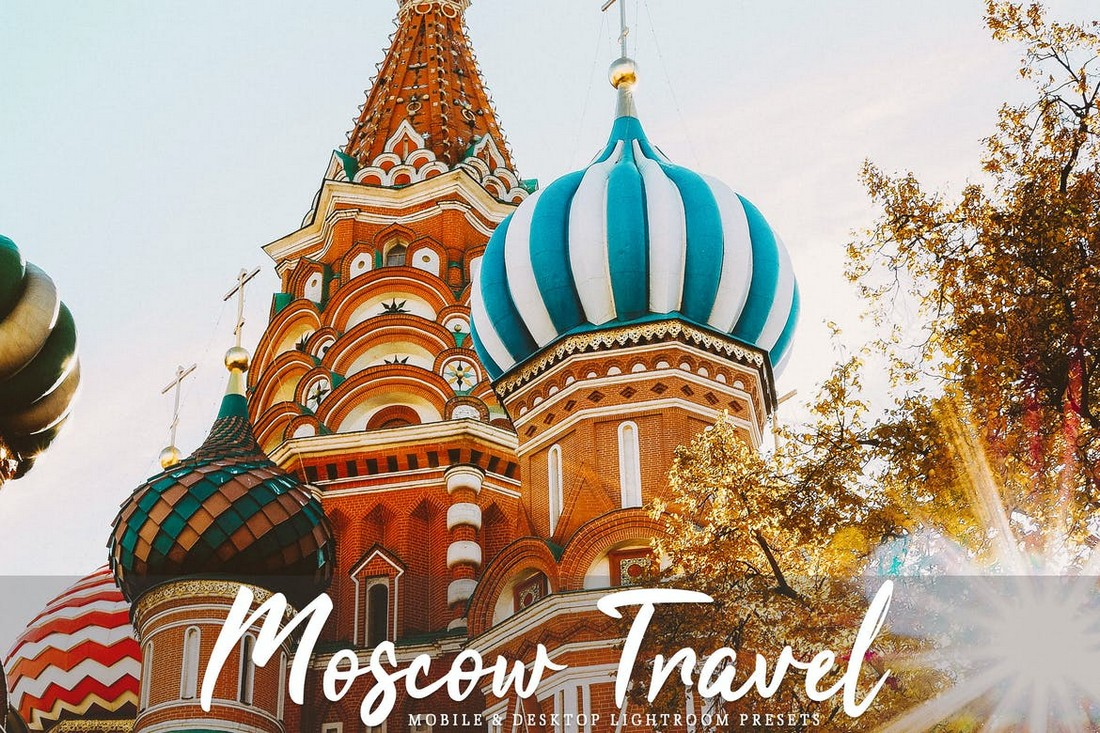 Moscow-Instagram-Travel-Lightroom-Presets 25+ Best Lightroom Presets for Instagram design tips