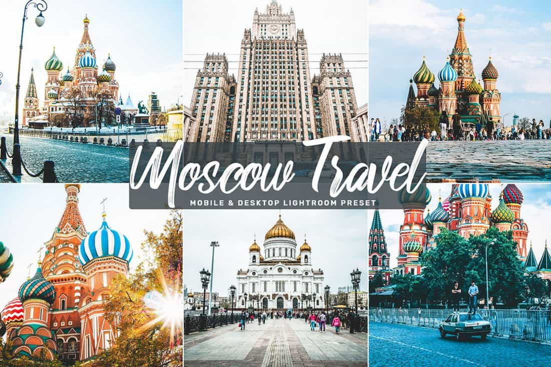 Moscow-Travel-Mobile-Desktop-Lightroom-Preset 50+ Best Free Lightroom Presets 2020 design tips