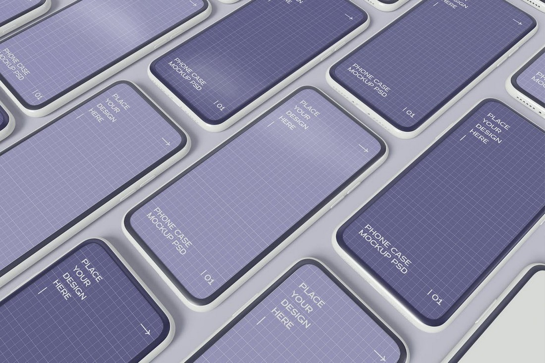 Multipurpose Android Smartphone Mockup