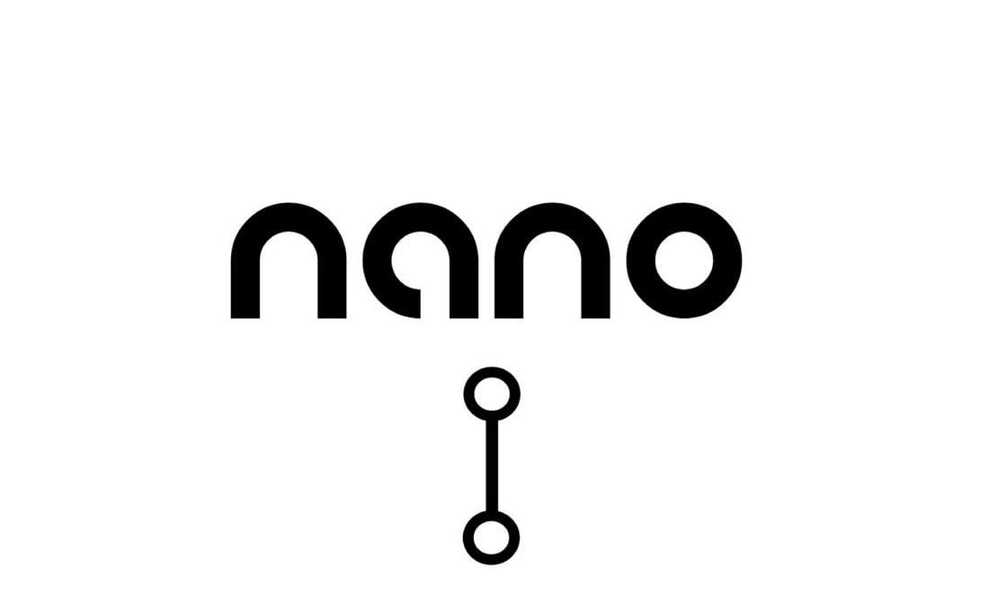 Nano - Free Rounded Font