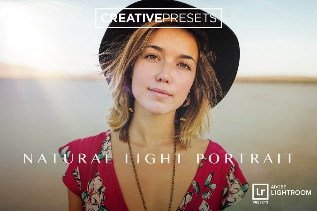 Natural-Light-Portrait-Lightroom-Presets 50+ Best Lightroom Presets for Portraits (Free & Pro) 2020 design tips